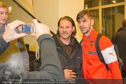 Österreich - Liechtenstein - Ernst Happel Stadion - Mo 12.10.2015 - Aleksandar DRAGOVIC  (Foto Selfie mit Fans)151
