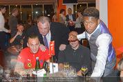 Österreich - Liechtenstein - Ernst Happel Stadion - Mo 12.10.2015 - Marko ARNAUTOVIC, Alfred Gigi LUDWIG, David ALABA184