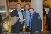 Österreich - Liechtenstein - Ernst Happel Stadion - Mo 12.10.2015 - Richard GRASL, Rudolf BUCHBINDER mit Tommi (Thomas)19