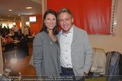 Österreich - Liechtenstein - Ernst Happel Stadion - Mo 12.10.2015 - Peter WESTENTHALER mit Ehefrau Dagmar21