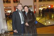 Österreich - Liechtenstein - Ernst Happel Stadion - Mo 12.10.2015 - Josef OSTERMAYER mit Ehefrau Manuela28