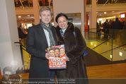 Österreich - Liechtenstein - Ernst Happel Stadion - Mo 12.10.2015 - Josef OSTERMAYER mit Ehefrau Manuela30