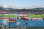 Österreich - Liechtenstein - Ernst Happel Stadion - Mo 12.10.2015 - Stadion, Zuschauer, Atmosph�re, Stimmung, Publikum, G�ste37