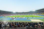 Österreich - Liechtenstein - Ernst Happel Stadion - Mo 12.10.2015 - Stadion, Zuschauer, Atmosph�re, Stimmung, Publikum, G�ste38