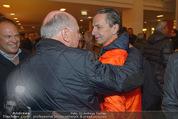 Österreich - Liechtenstein - Ernst Happel Stadion - Mo 12.10.2015 - Richard GRASL, Erwin PR�LL, Christian RAINER41