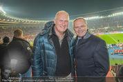 Österreich - Liechtenstein - Ernst Happel Stadion - Mo 12.10.2015 - Bernd QUERFELD, Karl MAHRER46