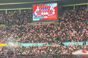 Österreich - Liechtenstein - Ernst Happel Stadion - Mo 12.10.2015 - Stadion, Zuschauer, Atmosph�re, Stimmung, Publikum, G�ste50
