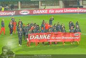 Österreich - Liechtenstein - Ernst Happel Stadion - Mo 12.10.2015 - Team Nationalmannschaft bei der Ehrenrunde54