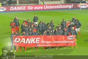 Österreich - Liechtenstein - Ernst Happel Stadion - Mo 12.10.2015 - Team Nationalmannschaft bei der Ehrenrunde55