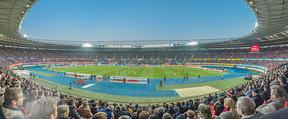 Österreich - Liechtenstein - Ernst Happel Stadion - Mo 12.10.2015 - Stadion, Zuschauer, Atmosph�re, Stimmung, Publikum, G�ste7