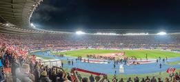 Österreich - Liechtenstein - Ernst Happel Stadion - Mo 12.10.2015 - Panorama Stadion, Zuschauer, Stimmung, Publikum, Feier79