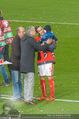 Österreich - Liechtenstein - Ernst Happel Stadion - Mo 12.10.2015 - Herbert PROHASKA, Rainer PARIASEK, Christian FUCHS mit Baby86