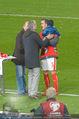 Österreich - Liechtenstein - Ernst Happel Stadion - Mo 12.10.2015 - Herbert PROHASKA, Rainer PARIASEK, Christian FUCHS mit Baby88