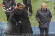 Österreich - Liechtenstein - Ernst Happel Stadion - Mo 12.10.2015 - Alfred Gigi LUDWIG, Paul SCHARNER (?), Leo WINDTNER91
