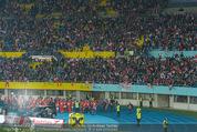 Österreich - Liechtenstein - Ernst Happel Stadion - Mo 12.10.2015 - Team bedankt sich beim Publikum, Ehrenrunde92