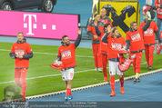 Österreich - Liechtenstein - Ernst Happel Stadion - Mo 12.10.2015 - Marc JANKO, Martin HARNIK, Sebastian PR�DL, Marcel KOLLER94