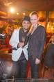 Baumann Kalenderpräsentation - Eden Bar - Mi 14.10.2015 - Eric PAPILAYA mit Freundin Julie18