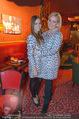 Baumann Kalenderpräsentation - Eden Bar - Mi 14.10.2015 - Claudia EFFENBERG mit Tochter Lucia22