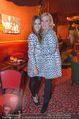 Baumann Kalenderpräsentation - Eden Bar - Mi 14.10.2015 - Claudia EFFENBERG mit Tochter Lucia23