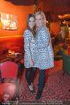 Baumann Kalenderpräsentation - Eden Bar - Mi 14.10.2015 - Claudia EFFENBERG mit Tochter Lucia24