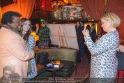 Baumann Kalenderpräsentation - Eden Bar - Mi 14.10.2015 - Claudia EFFENBERG mit Tochter Lucia, Roberto BLANCO50