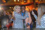 Baumann Kalenderpräsentation - Eden Bar - Mi 14.10.2015 - Claudia EFFENBERG mit Tochter Lucia, Roberto BLANCO52