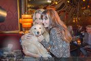 Baumann Kalenderpräsentation - Eden Bar - Mi 14.10.2015 - Yvonne RUEFF mit Hund Mia, Nelly BAUMANN59