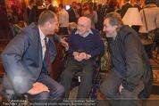 Viennale Cocktail - Hotel Intercontinental - Mi 14.10.2015 - Andreas Mailath-POKORNY, Eric PLESKOW, Hans HURCH12