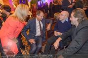 Viennale Cocktail - Hotel Intercontinental - Mi 14.10.2015 - Andreas POKORNY, Eric PLESKOW, Hans HURCH, Daniela ENZI13