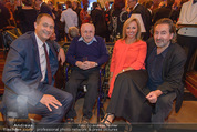 Viennale Cocktail - Hotel Intercontinental - Mi 14.10.2015 - Andreas POKORNY, Eric PLESKOW, Hans HURCH, Daniela ENZI14