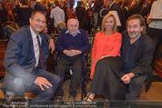 Viennale Cocktail - Hotel Intercontinental - Mi 14.10.2015 - Andreas POKORNY, Eric PLESKOW, Hans HURCH, Daniela ENZI15
