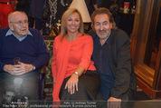 Viennale Cocktail - Hotel Intercontinental - Mi 14.10.2015 - Daniela ENZI, Hans HURCH16