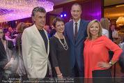 Viennale Cocktail - Hotel Intercontinental - Mi 14.10.2015 - Michael TOJNER, Daniela ENZI, Brigitte TRATTNER, A. M. POKORNY30