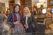 Boltenstern Schmuck - Park Hyatt Vienna - Do 15.10.2015 - Anelia PESCHEV, Liliana KLEIN4