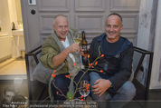 Charity Flohmarkt - Altstadt Hotel - Do 15.10.2015 - Andi Andreas LACKNER, Bernd SCHLACHER16