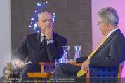 Montagsalon - Secession - Mo 19.10.2015 - Gerald MATT, Heinz FISCHER55
