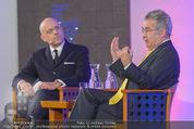 Montagsalon - Secession - Mo 19.10.2015 - Gerald MATT, Heinz FISCHER56