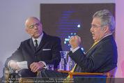 Montagsalon - Secession - Mo 19.10.2015 - Gerald MATT, Heinz FISCHER58