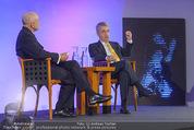 Montagsalon - Secession - Mo 19.10.2015 - Gerald MATT, Heinz FISCHER62