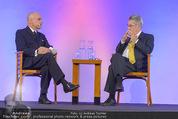 Montagsalon - Secession - Mo 19.10.2015 - Gerald MATT, Heinz FISCHER73