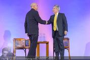 Montagsalon - Secession - Mo 19.10.2015 - Gerald MATT, Heinz FISCHER81