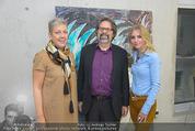 Pferd Kunstraum Opening - base11 - Di 20.10.2015 - Carola LINDENBAUER, Sigrid OBLAK, Gerald BAST1