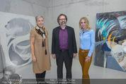 Pferd Kunstraum Opening - base11 - Di 20.10.2015 - Carola LINDENBAUER, Sigrid OBLAK, Gerald BAST14