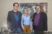 Pferd Kunstraum Opening - base11 - Di 20.10.2015 - Carola LINDENBAUER, Matthias BILDSTEIN, Gerald BAST15