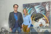 Pferd Kunstraum Opening - base11 - Di 20.10.2015 - Carola LINDENBAUER, Matthias BILDSTEIN2