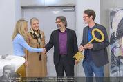 Pferd Kunstraum Opening - base11 - Di 20.10.2015 - 35