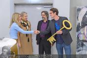 Pferd Kunstraum Opening - base11 - Di 20.10.2015 - 36