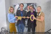 Pferd Kunstraum Opening - base11 - Di 20.10.2015 - Carola LINDENBAUER, Sigrid OBLAK,Gerald BAST,Matthias BILDSTEIN38
