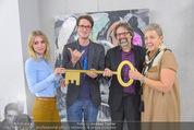 Pferd Kunstraum Opening - base11 - Di 20.10.2015 - Carola LINDENBAUER, Sigrid OBLAK,Gerald BAST,Matthias BILDSTEIN39