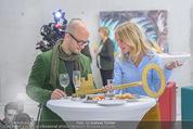 Pferd Kunstraum Opening - base11 - Di 20.10.2015 - 55